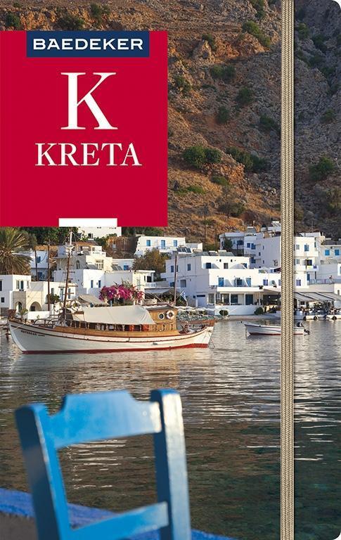 Baedeker Reiseführer Kreta als Buch