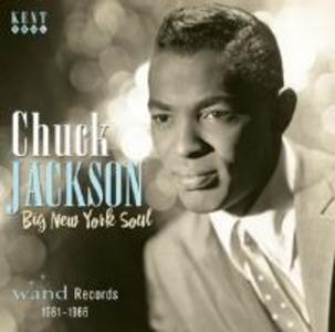 Big New York Soul-Wand Records 1961-1966