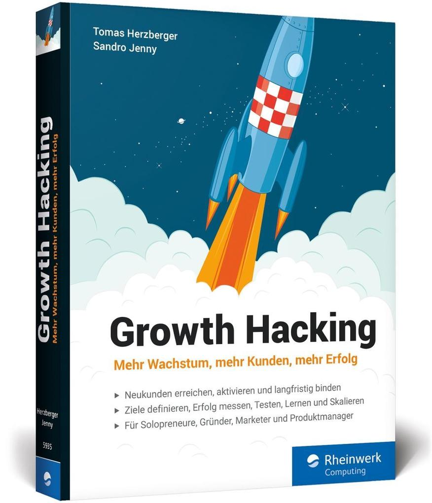 Growth Hacking als Buch