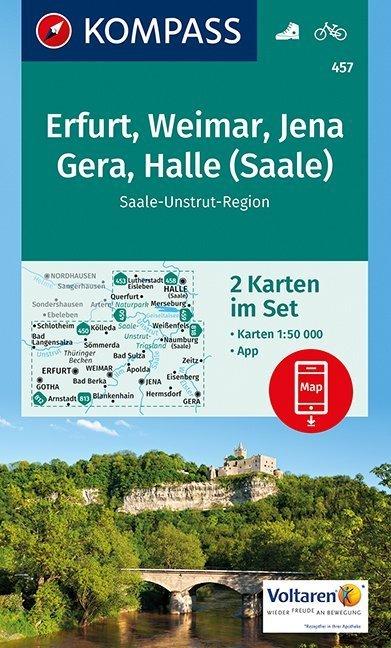 Erfurt, Weimar, Jena, Gera, Halle (Saale) 1 : 5...