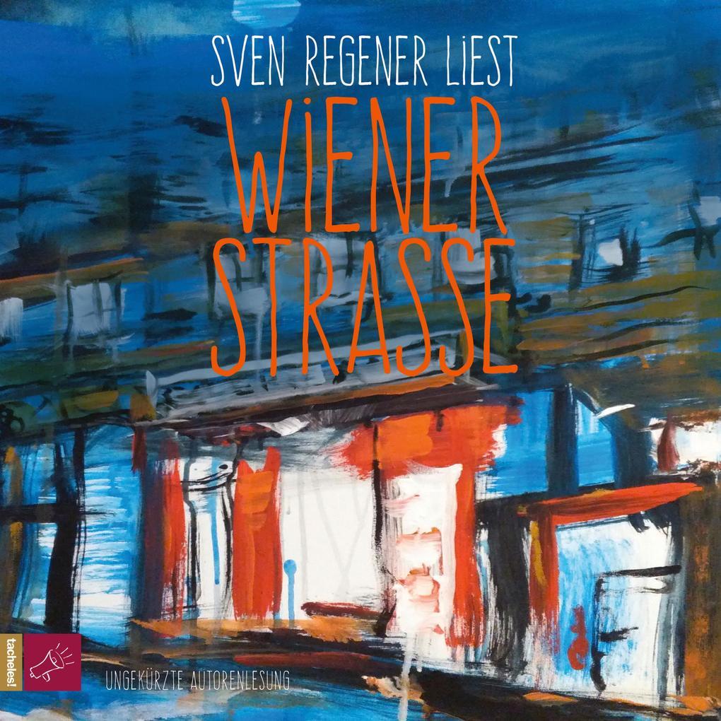 Wiener Straße als Hörbuch Download