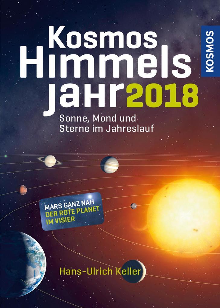 Kosmos Himmelsjahr 2018 als eBook