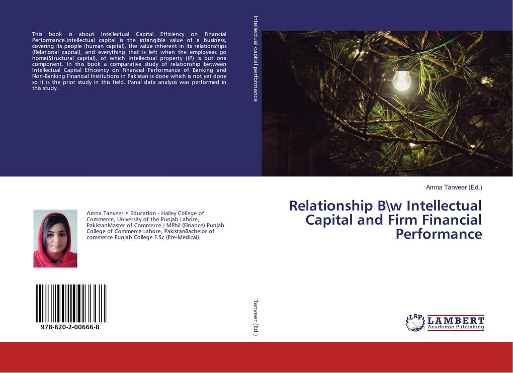 Relationship B\w Intellectual Capital and Firm ...