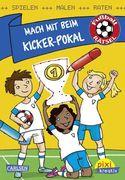Mach mit beim Kicker-Pokal: Fußballrätsel