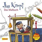 Jim Knopf Das Malbuch