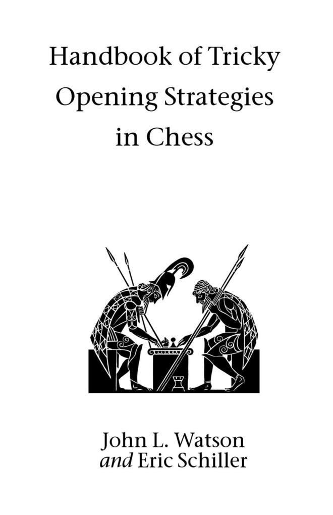 Handbook of Tricky Opening Strategies in Chess ...