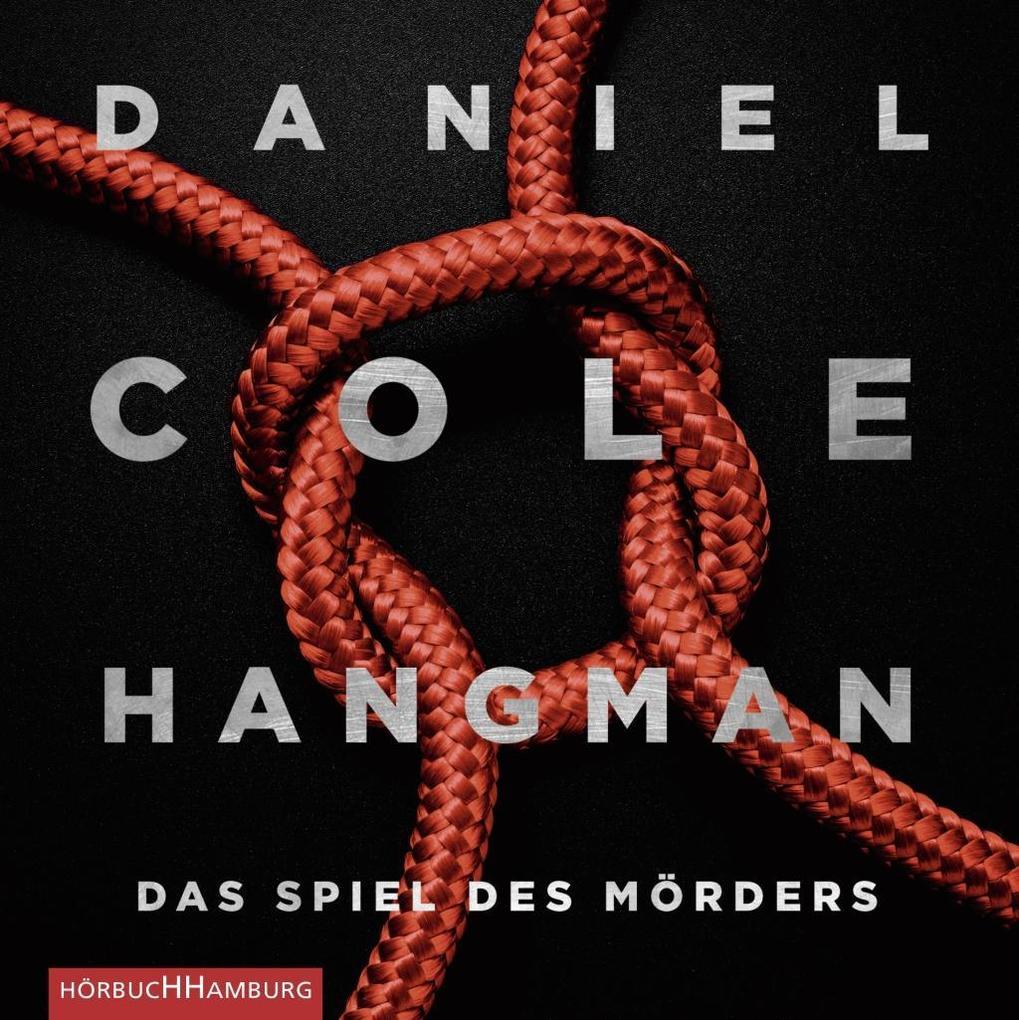 Hangman. Das Spiel des Mörders als Hörbuch