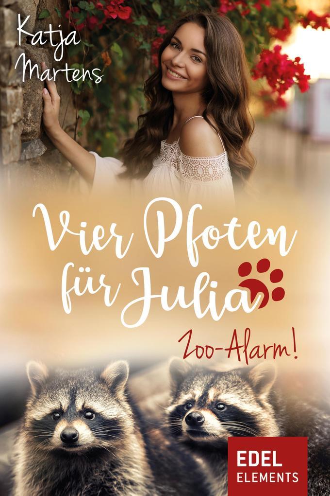 Vier Pfoten für Julia - Zoo-Alarm!
