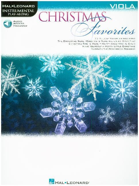 Christmas Favorites: Viola als Buch von