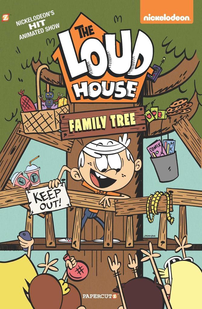 The Loud House #4 als Buch (gebunden)
