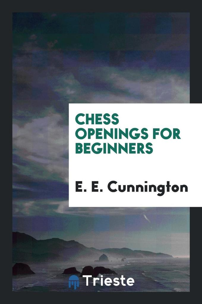 Chess Openings for Beginners als Taschenbuch vo...