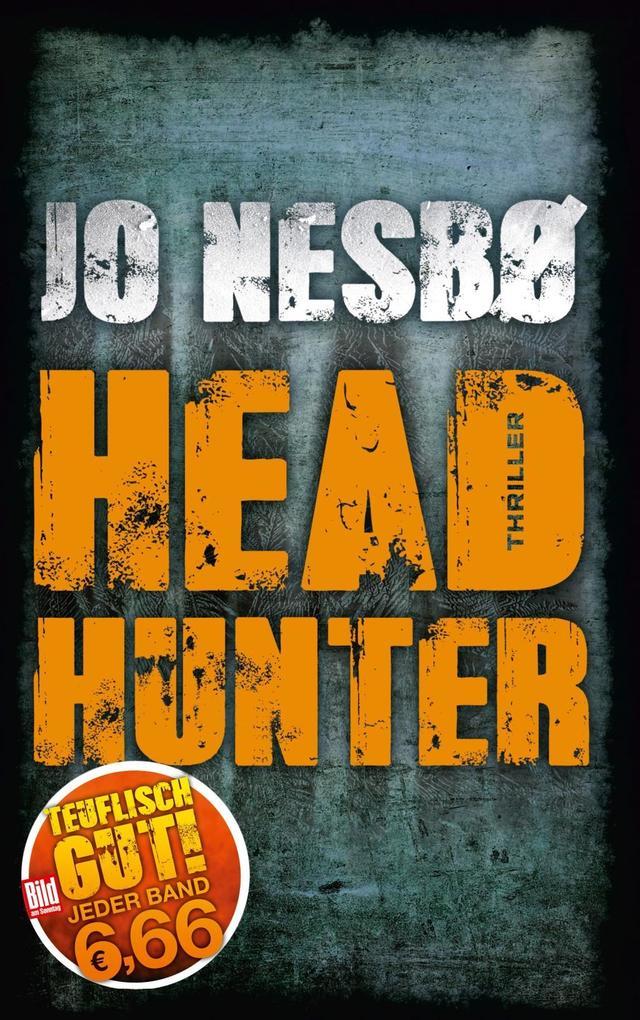 Headhunter als Taschenbuch
