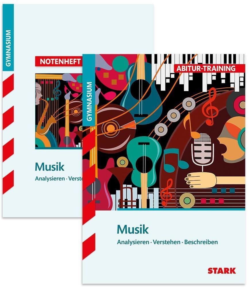 Abitur-Training - Musik als Buch von Barbara Lukat