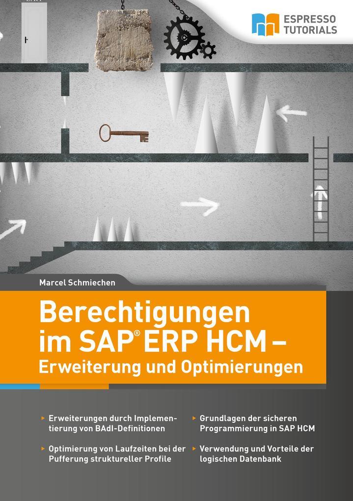 Berechtigungen im SAP ERP HCM - Erweiterung und...