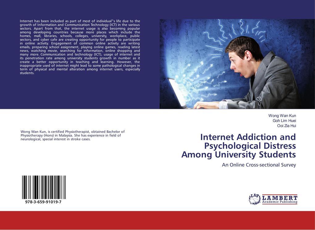 Internet Addiction and Psychological Distress A...