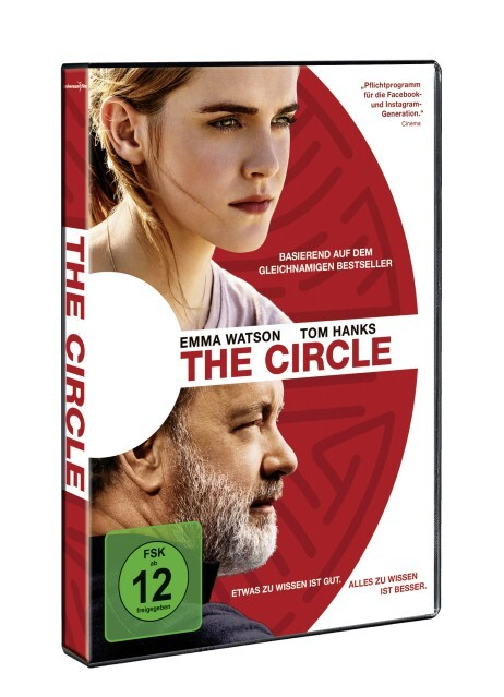 The Circle als DVD
