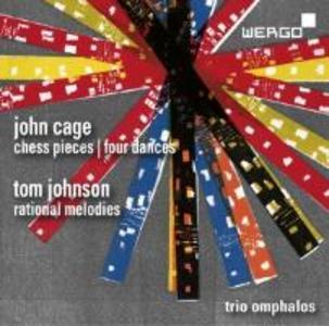 Chess Pieces/Four Dances