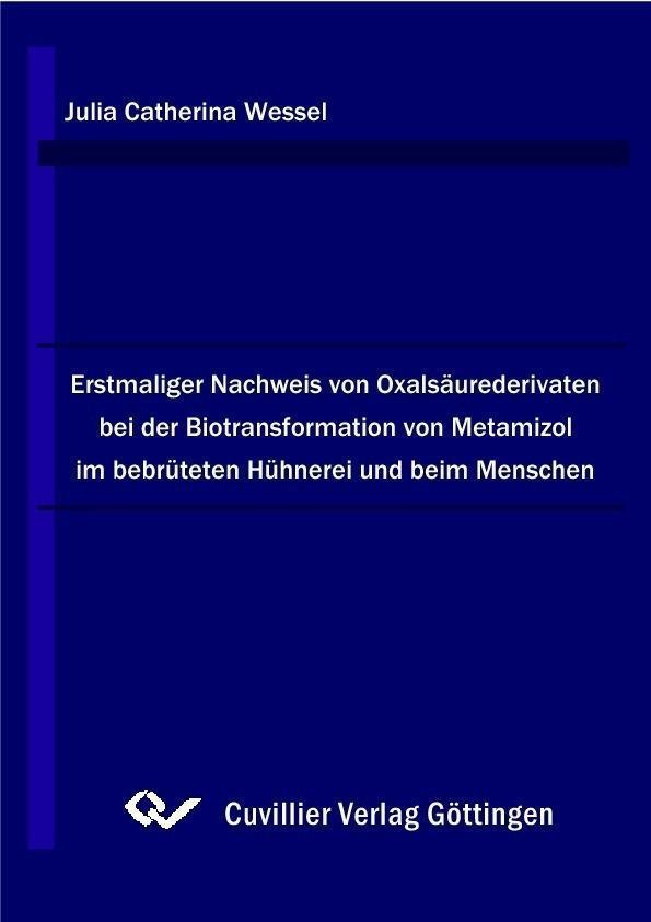 Erstmaliger nachweis von Oxalsäurederivaten bei...
