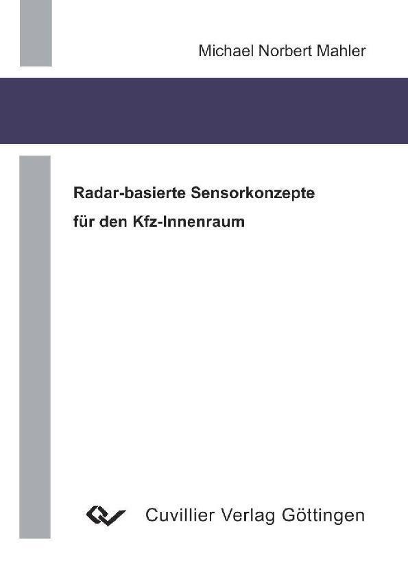 Radar-basiert Sensorkonzepte für den Kfz-Innenr...