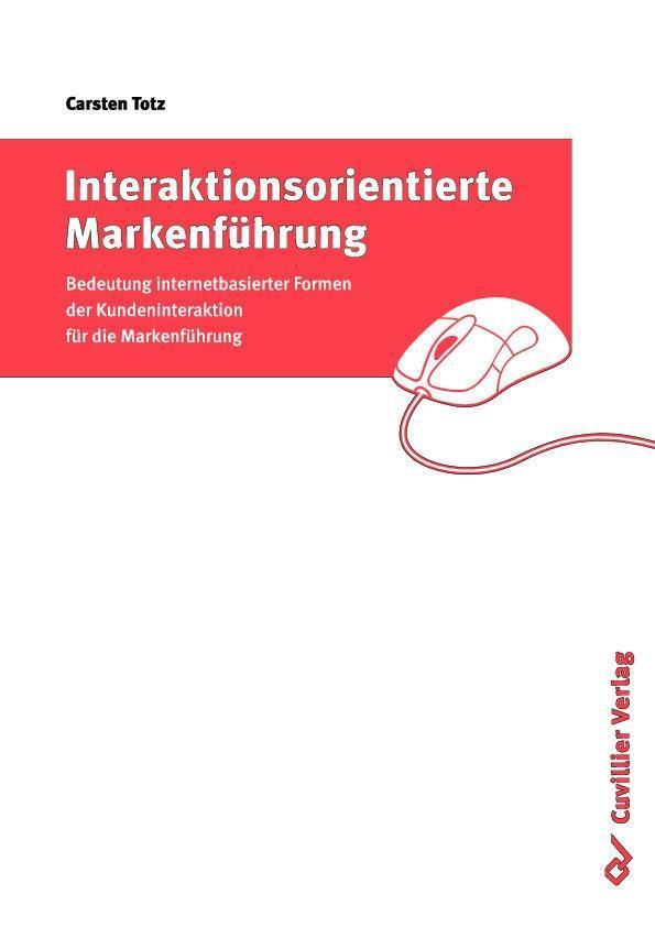 Interaktionsorientierte Markenführung als eBook...