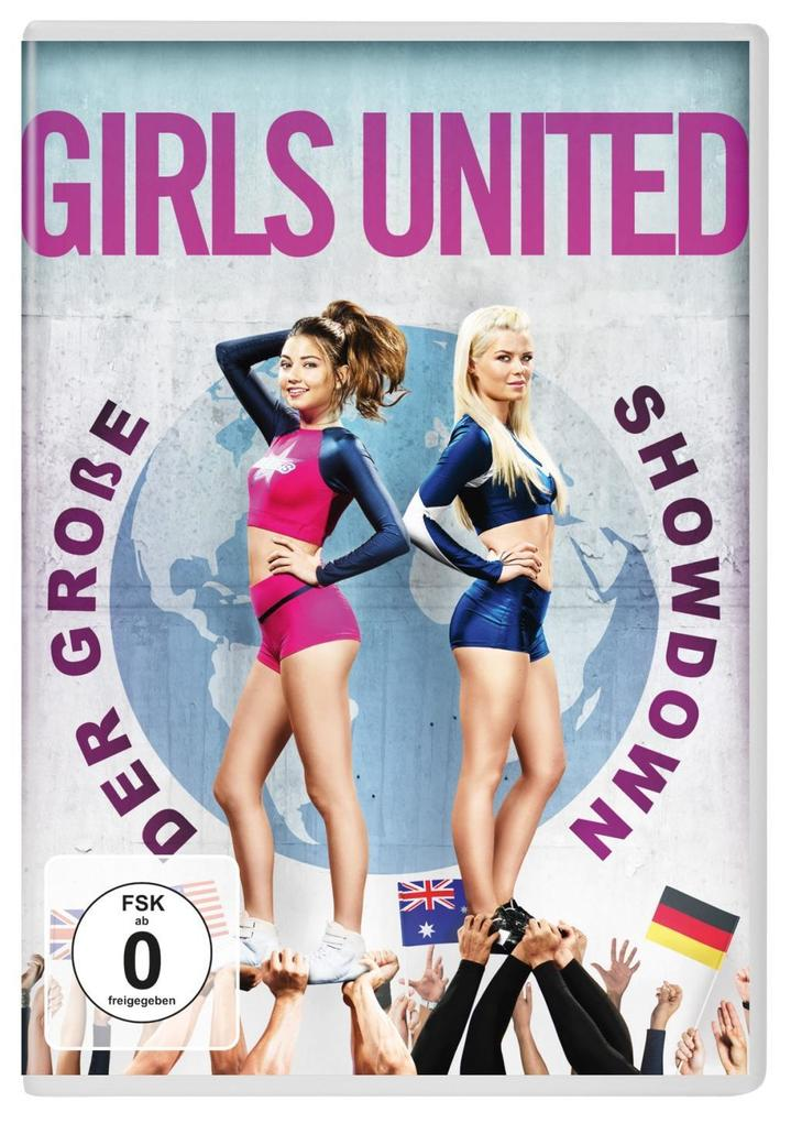 Girls United - Der grosse Showdown als DVD