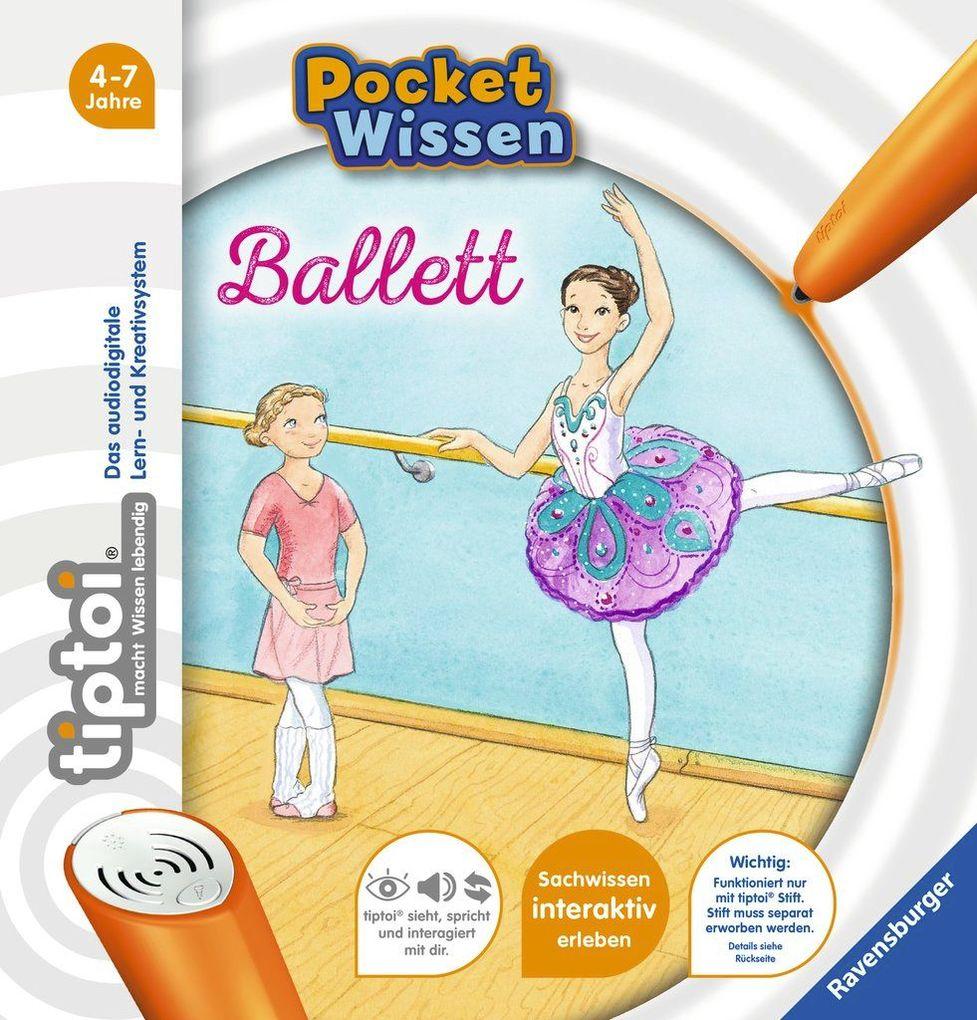 tiptoi® Ballett als Buch