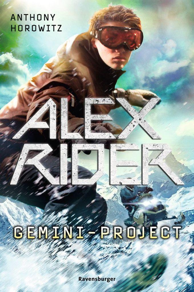 Alex Rider 02: Gemini-Project als Mängelexemplar