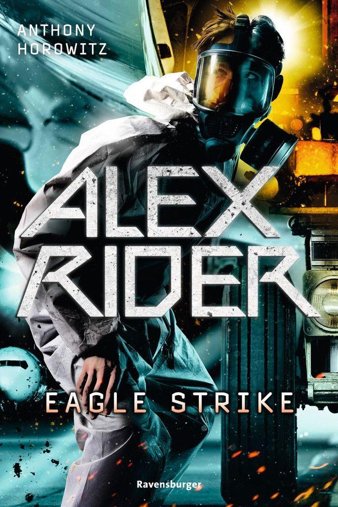 Alex Rider 04: Eagle Strike als Mängelexemplar
