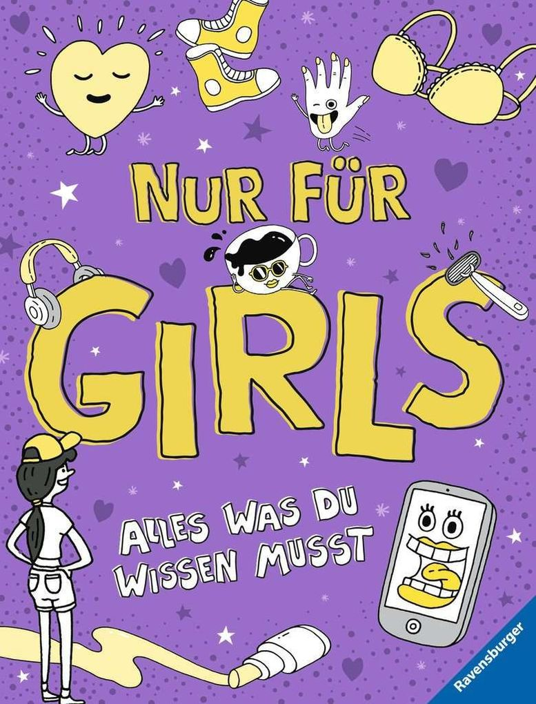 Nur für Girls - Alles was du wissen musst als Buch