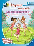 Ravensburger Buch - Jablonski,Das große Ballettfieber -2.Kl.