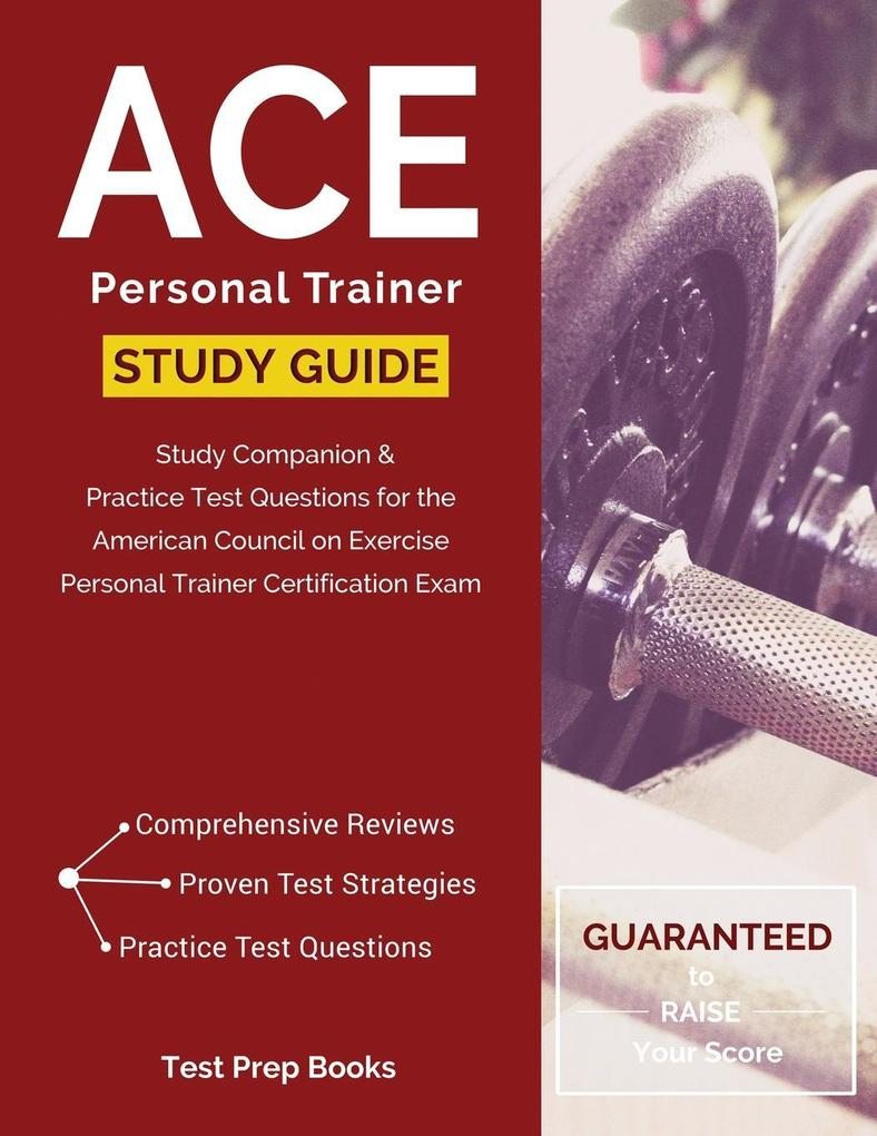 ACE Personal Trainer Manual & Study Guide als T...