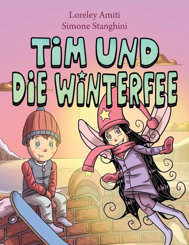 Tim und die Winterfee als Taschenbuch