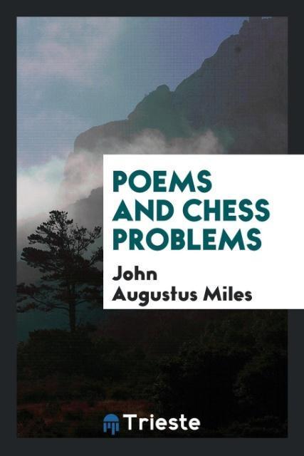 Poems and Chess Problems als Taschenbuch von Jo...