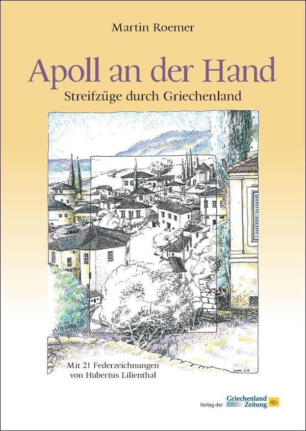 Apoll an der Hand als Buch