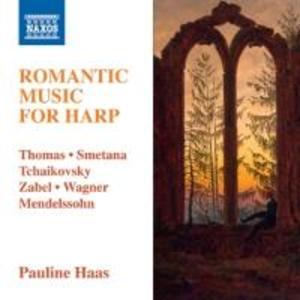 Romantische Musik für Harfe