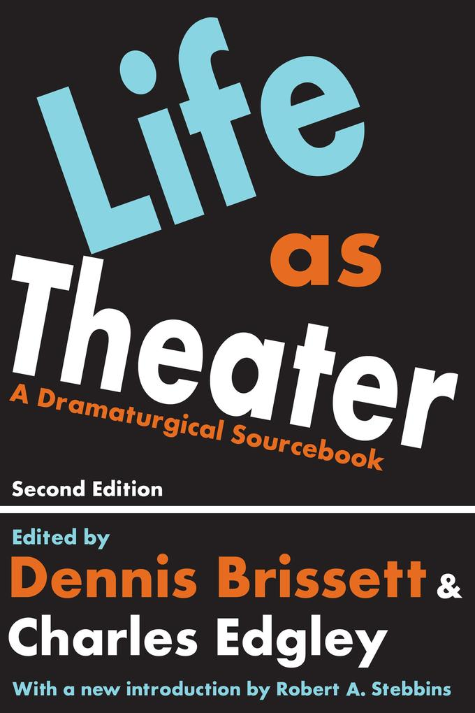 Life as Theater als eBook Download von
