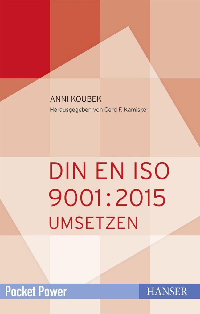 DIN EN ISO 9001:2015 umsetzen als eBook Downloa...