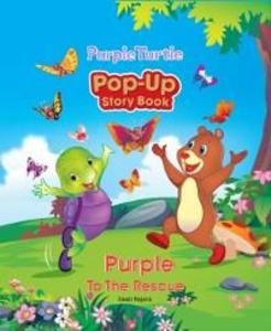 Purple to the Rescue Pop-Up Book als eBook Down...