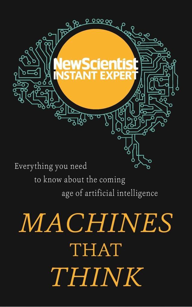 Machines that Think als eBook Download von