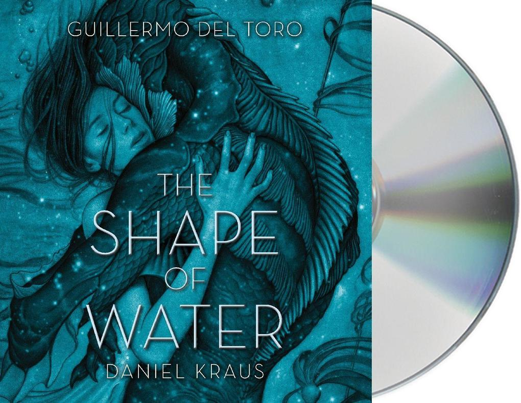 The Shape of Water als Hörbuch