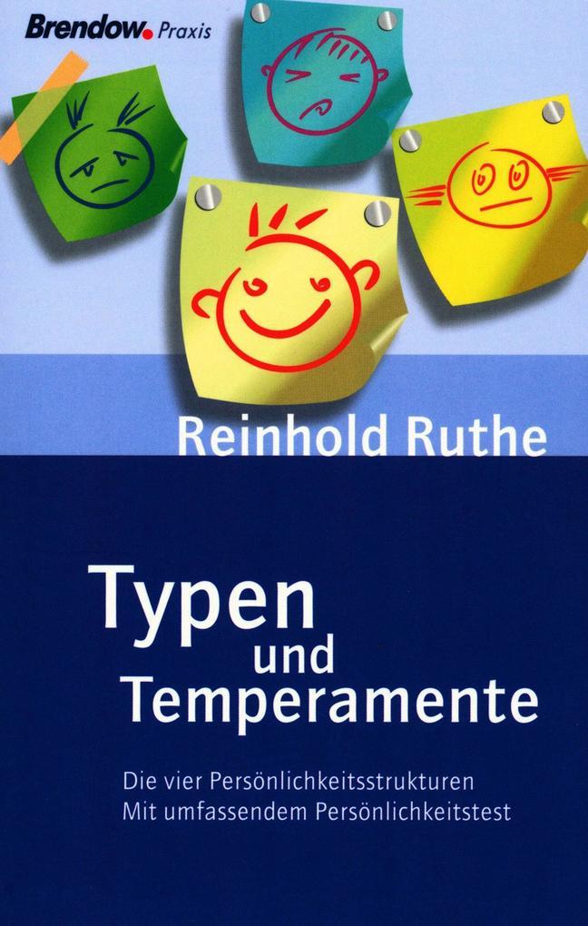 Typen und Temperamente als eBook Download von R...