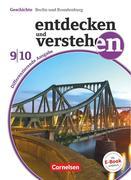 Entdecken und Verstehen Band 9./10. Schuljahr - Differenzierende Ausgabe Berlin / Brandenburg - Vom 20. Jahrhundert bis zur Gegenwart