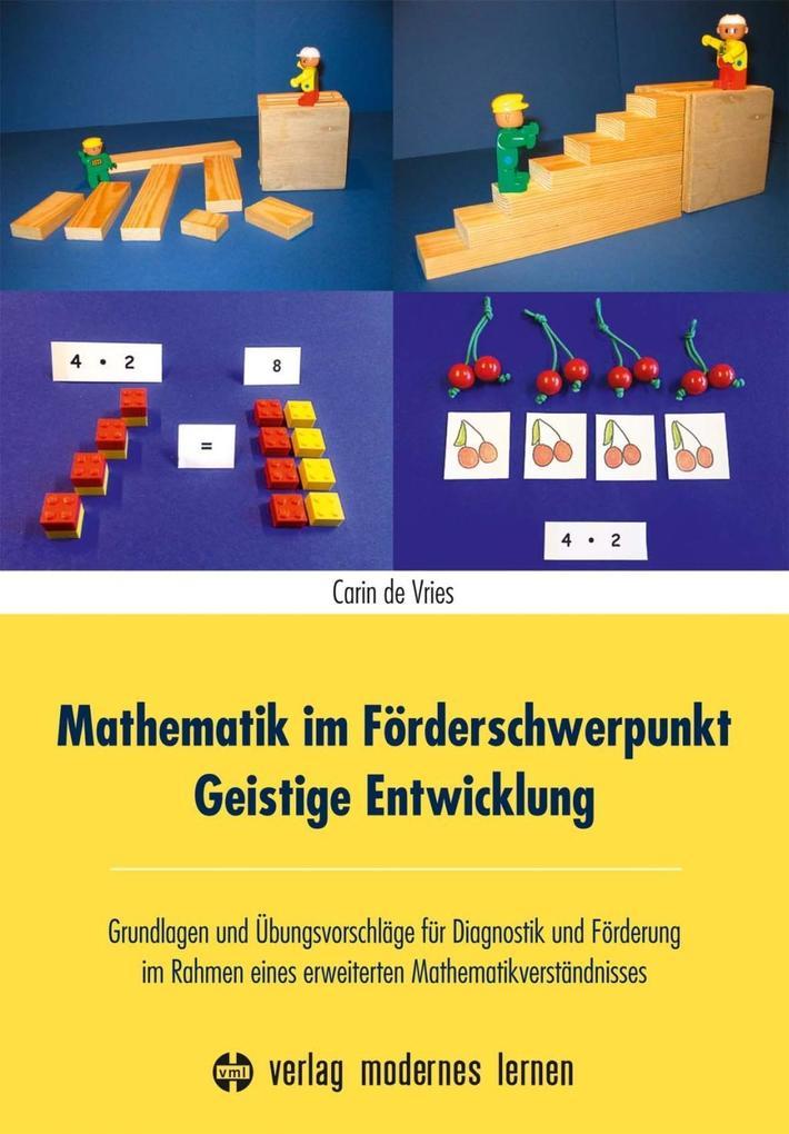 Mathematik im Förderschwerpunkt Geistige Entwicklung als Buch