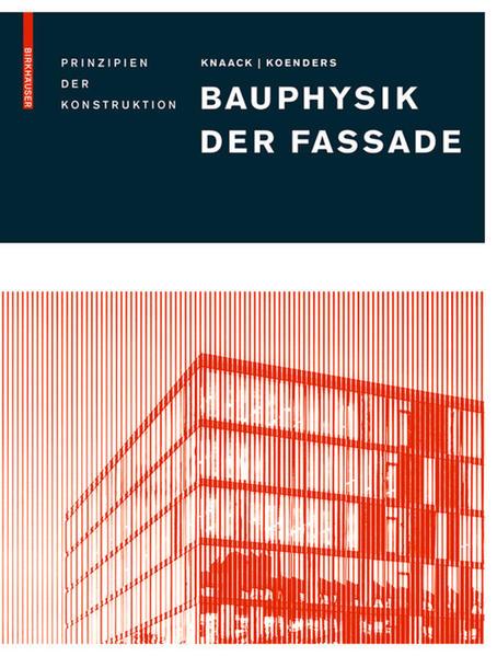 Bauphysik der Fassade als Buch von