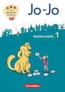 Jo-Jo Mathematik 1. Schuljahr - Schülerbuch mit Kartonbeilagen und Lernspurenheft - Allgemeine Ausgabe 2018