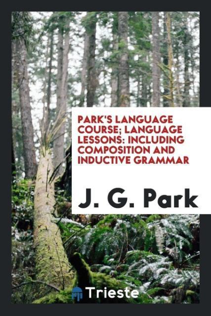 Park´s Language Course; Language Lessons als Ta...