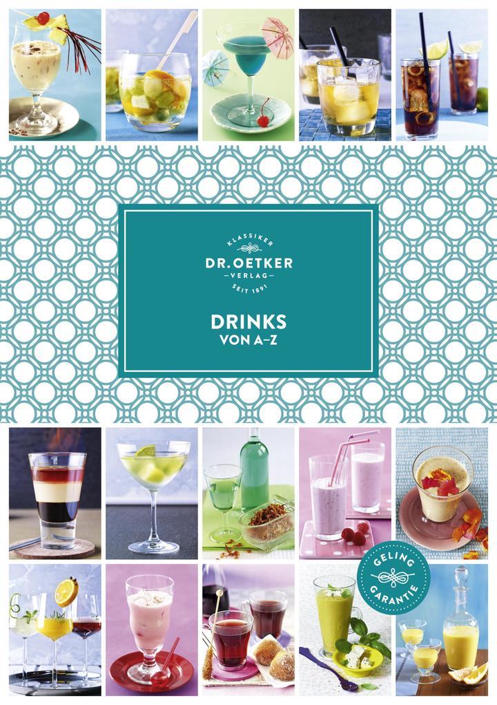 Drinks von A-Z als eBook