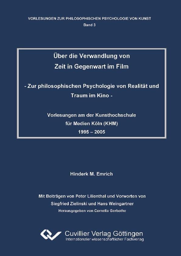 Über die Verwandlung von Zeit in Gegenwart im F...