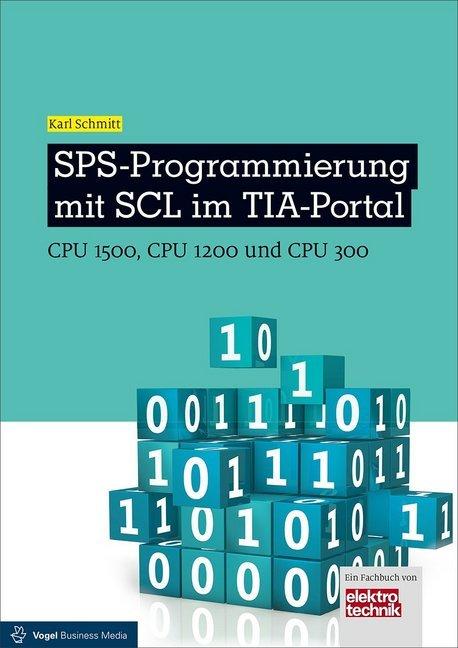 SPS-Programmierung mit SCL im TIA-Portal als Bu...
