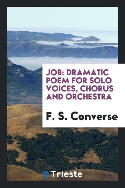 Job als Taschenbuch von F. S. Converse